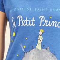 Novel Tee T-Shirt in Prince in S