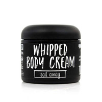 Sail Away - Whipped Body Cream - Natural Skincare - Vegan Cosmetics - Shea Butter - Cocoa Butter - Gifts for Her