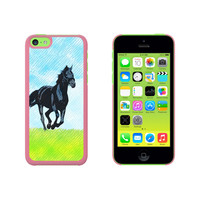 Horse On Open Prairie Case for Apple iPhone 5C