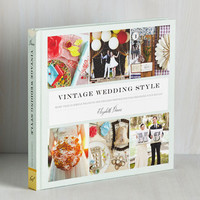 Vintage Inspired Vintage Wedding Style by Chronicle Books from ModCloth