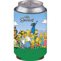 Simpsons Can Cooler