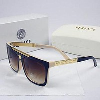 Versace Men Women Fashion Popular Summer Sun Shades Eyeglasses Glasses Sunglasses-26
