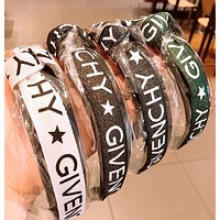 Givenchy Popular Women Stylish Knot Hair Hoop Headband Hair Band Accessories I12209-1