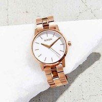 Nixon Small Kensington  Rose Gold Watch- Rose One