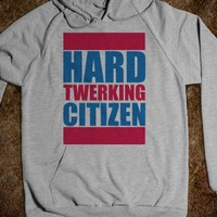 Hard Twerking Citizen