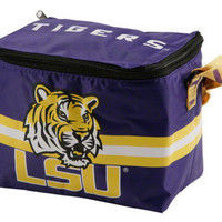 LSU Tigers 6pk Lunch Cooler
