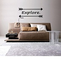 Explore Wall Decal