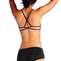 CA by Vitamin A 2014 'Ora Onyx' Boyshort Bikini | The Orchid Boutique