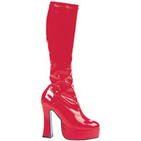 Boot Chacha Red Size 9