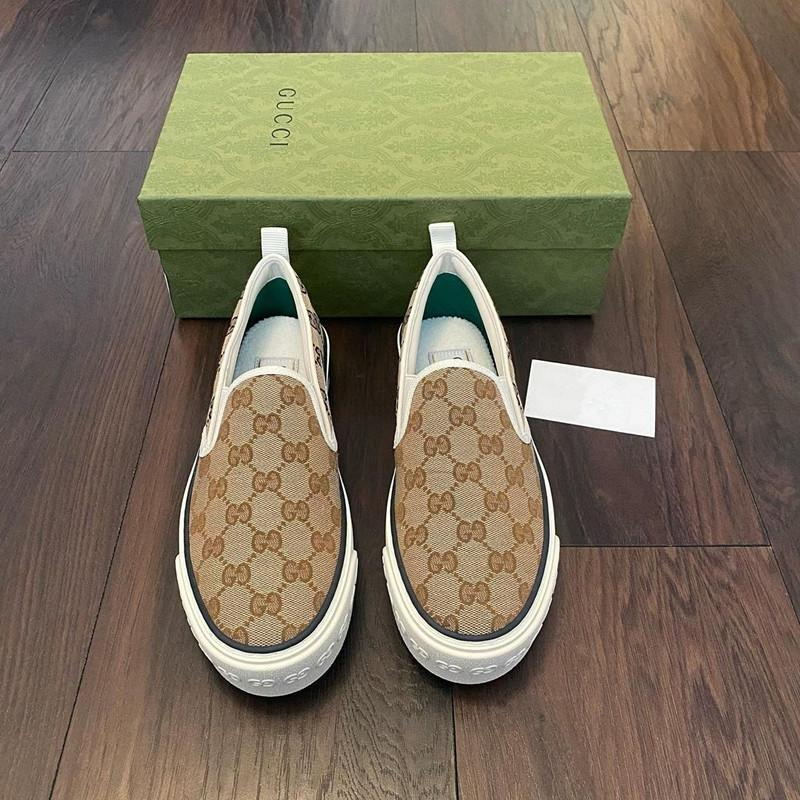 Image of GUCCI GG Slip-on low top sneakers