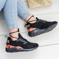 Puma Muse Satin Sneakers Shoes