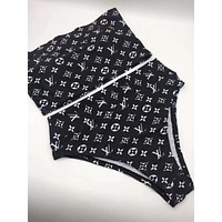 Louis Vuitton LV Women Fashion Bikini Set Swimsuit Swimwear