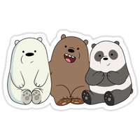We Bare Bears by oceanology