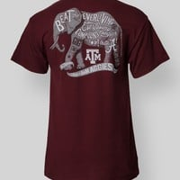 ELEPHANT IN THE ROOM - T-Shirts - Tops - Womens