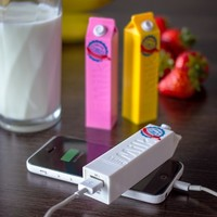 Long Life Milk Portable Chargers