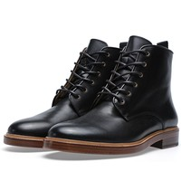 A.P.C. Leather Boot