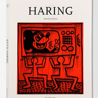 Urban Outfitters - Keith Haring By Alexandra Kolossa