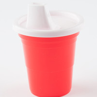 Gamago Party Time Sippy Cup Red One Size For Women 26455230001