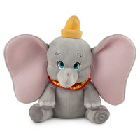 "Disney Store Dumbo The Flying Elephant 14"" Plush Toy New With Tag"