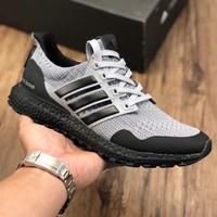 """NEW Adidas Ultra Boost """"Game of Thrones"""" ULTRABOOST X GOT Running Shoes grey"""
