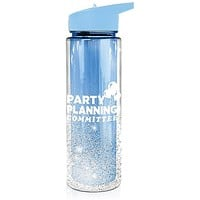 The Office TV Show Party Planning Committee Water Bottle, 17 oz