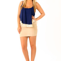 What's Forever For Top: Navy