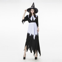 Witch Halloween Irregular Games Costume [9220885316]