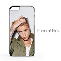 Justin Bieber Pose iPhone 6 Plus Case
