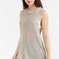 Project Social T Textured Muscle Tee