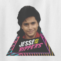 Premium Full House Jessie and the Rippers Tee T-Shirt