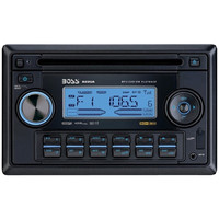Boss Audio 822UA 2-DIN In-Dash Car Stereo CD Player AM/FM Radio