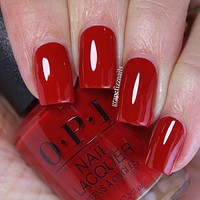 OPI - Red-y For the Holidays Nail Polish