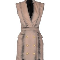 BALMAIN Short dress - Dresses D | YOOX.COM