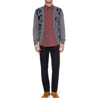 Maison Martin Margiela Washed-Cotton Shirt | MR PORTER