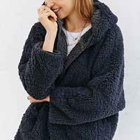 BDG Fuzzy Reversible Jacket-