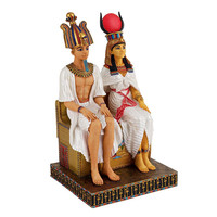 Park Avenue Collection Osiris & Isis Statue