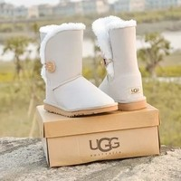 UGG female fashion wool snow boots wool shoes Tagre™