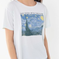 Future State Van Gogh With The Flow Tee | Urban Outfitters