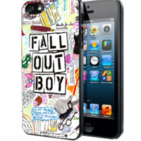Fall Out Boy Art Samsung Galaxy S3 S4 S5 Note 3 , iPhone 4 5 5c 6 Plus , iPod 4 5 case