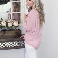 Tiara Top - Blush