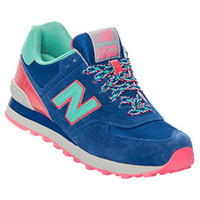 Women's New Balance 574 Backpack Casual Shoes