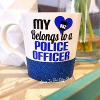 My Heart Belongs to a Police Officer