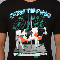 Urban Outfitters - Riot Society Cow Tipping Tee