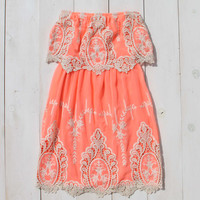 Poppy Lace Dress