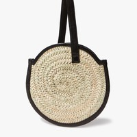 Parme Marin / Tadlak Small Bag in Palm/Black