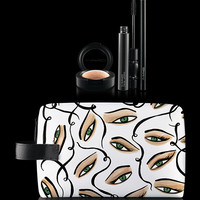 M·A·C Cosmetics | New Collections > Eyes > Smoldering Eye Bag By Rebecca Moses x3