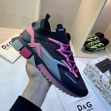 DG  Woman's Men's 2020 New Fashion Casual Shoes Sneaker Sport Running Shoes 0311qh
