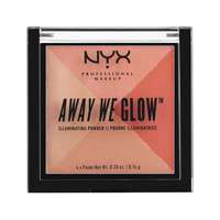 Away We Glow Illuminating Powder | NYX Professional Makeup