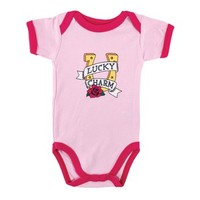Baby Sayings Bodysuit – Wild Girl, Lucky | Affordable Infant Clothing