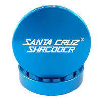 Santa Cruz Shredder 2 Piece 2 Inch (Blue)